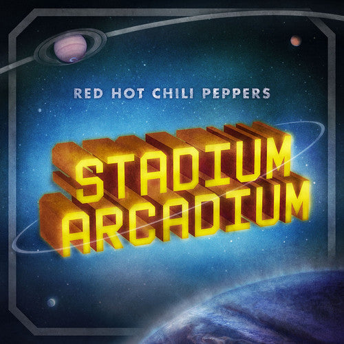 Red Hot Chili Peppers 'Stadium Arcadium' 4LP BOX SET
