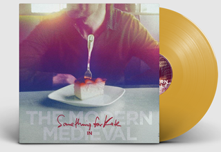 Something For Kate 'The Modern Medieval' INDIE EXCLUSIVE COLOURED VINYL Out 20/11