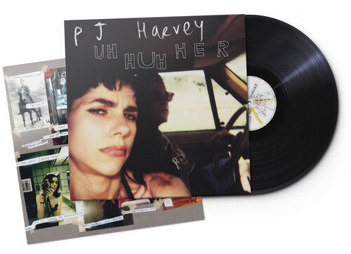 P.J. Harvey 'Uh Huh Her' VINYL