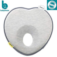 Babymoov Lovenest Baby Head Support | The Worlds First Pediatrician Designed Pillow to Prevent Infant Flat Head (From 0+)