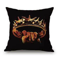 Thrones Linen Cotton Cushion Covers Game Of Thrones Movie Pillow Cases Cushions