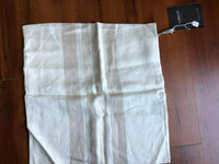 Libeco Belgian Linen Pillowcase NWT $69