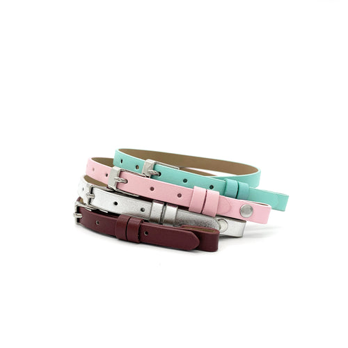 Leather Strap for Essential Oil Wrap Bracelet