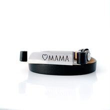 Load image into Gallery viewer, Mama Locket Essential Oil Wrap Bracelet