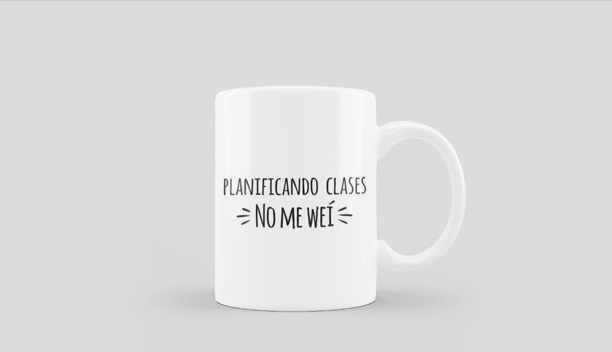Planificando clases - no me wei