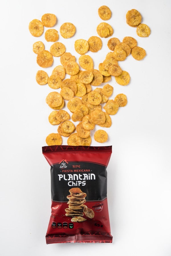 Ripe Fiesta Mexicana Plantain Chips