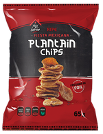 Load image into Gallery viewer, Ripe Fiesta Mexicana Plantain Chips