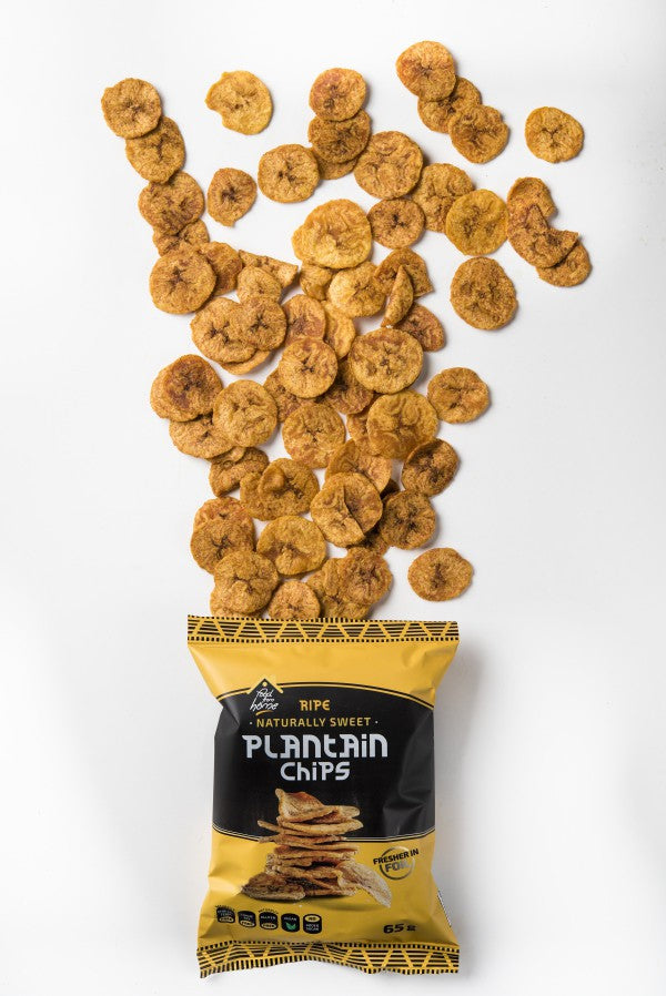 Ripe Naturally Sweet Plantain Chips