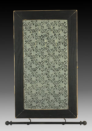 Earring Holder & Jewelry Organizer Cabinet - Diamond Design
