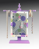 Classic Earring Holder - Dippin Dots Design - Earring Holder Gallery