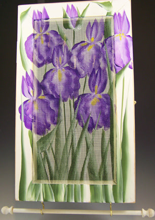 Earring Holder & Jewelry Organizer Cabinet - Iris Earring Holder Gallery