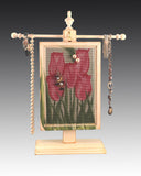 Classic Earring Holder - Tulips Earring Holder Gallery