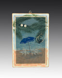 Classic Earring Holder - Beach Umbrella