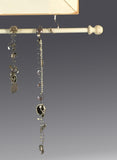 Hanging Earring Holder & Jewelry Organizer - Sandpipers Earring Holder Gallery