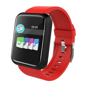 "Smartwatch met Stappenteller BRIGMTON Bsport 17 1,3"" Bluetooth 4.0"