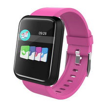 "Afbeelding in Gallery-weergave laden, Smartwatch met Stappenteller BRIGMTON Bsport 17 1,3"" Bluetooth 4.0"