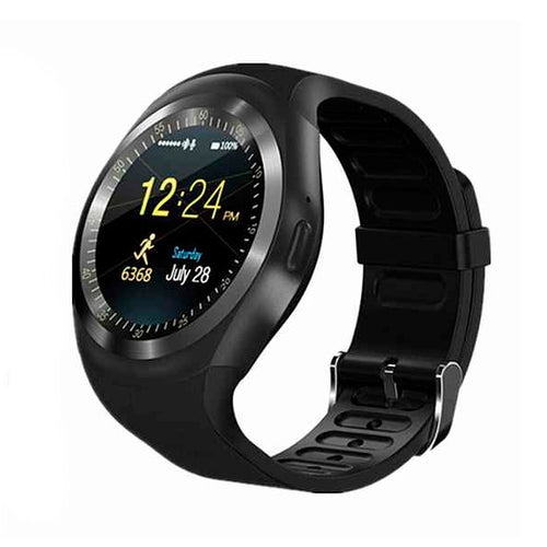 Smartwatch Linyingdian Bluetooth Zwart (Refurbished A+)