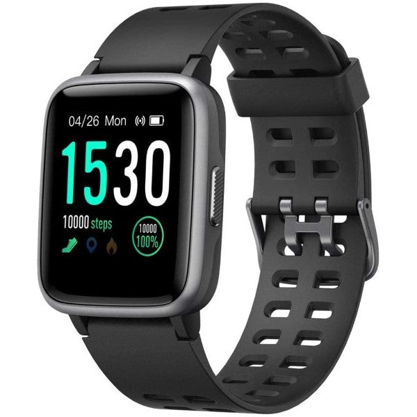 Smartwatch Yamay 1,3'' Bluetooth Zwart (Refurbished A+)