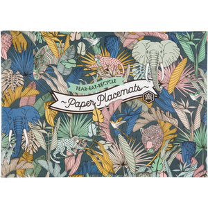 Sets de table en papier - Wild at Heart