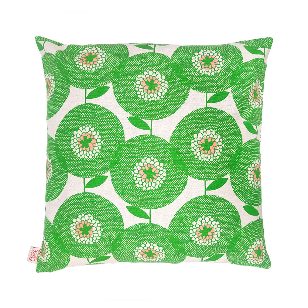 Coussin Flowerfields Apple
