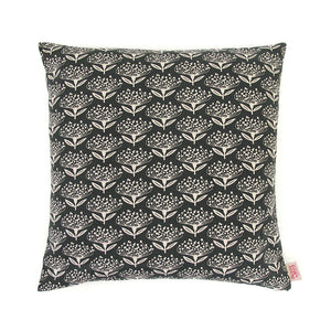 Coussin Pincushion Charcoal