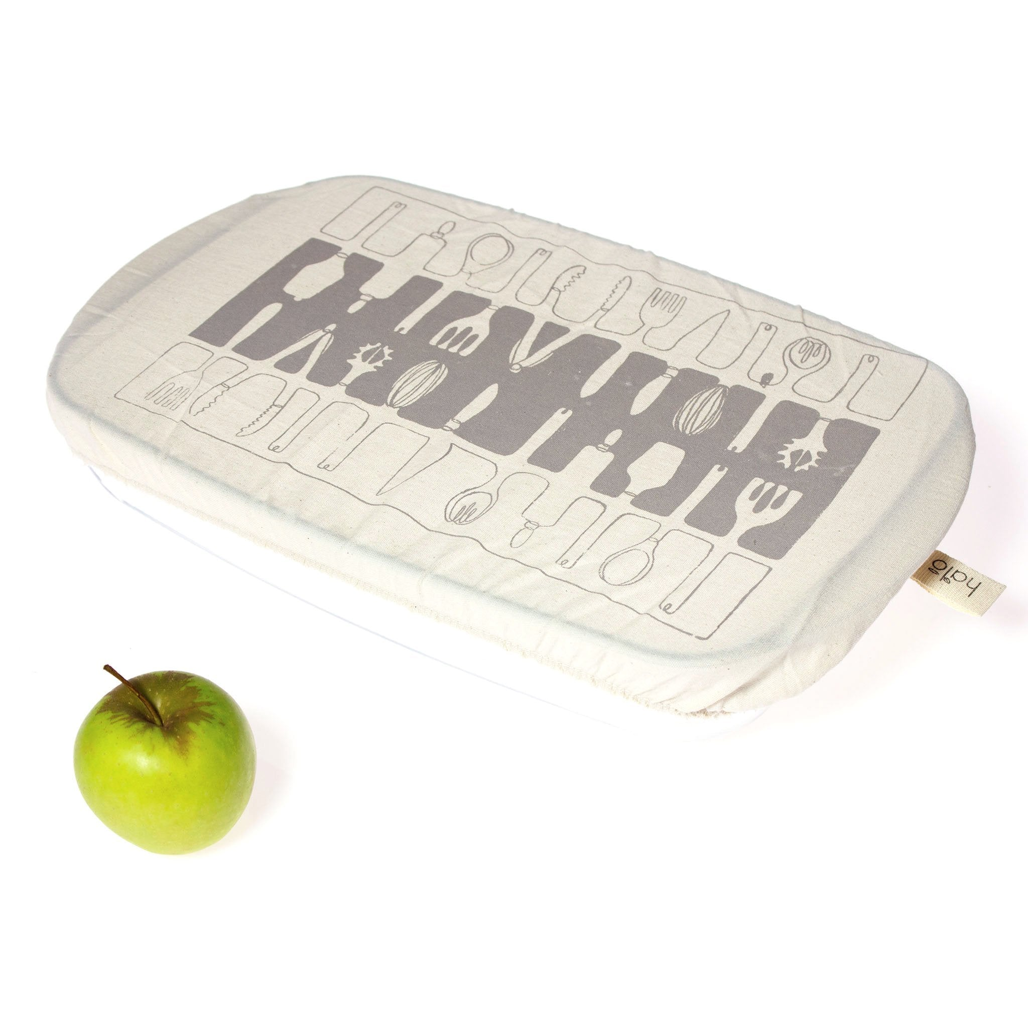 Couvercle alimentaire rectangulaire