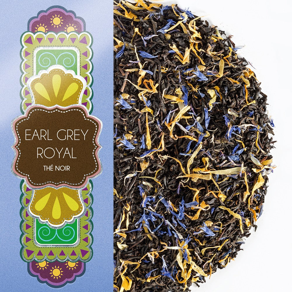 Thé Earl Grey Royal