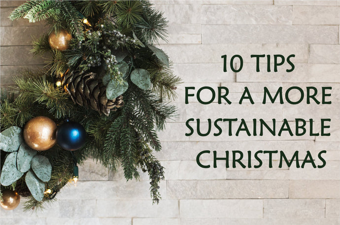 10 Tips for a more sustainable Christmas