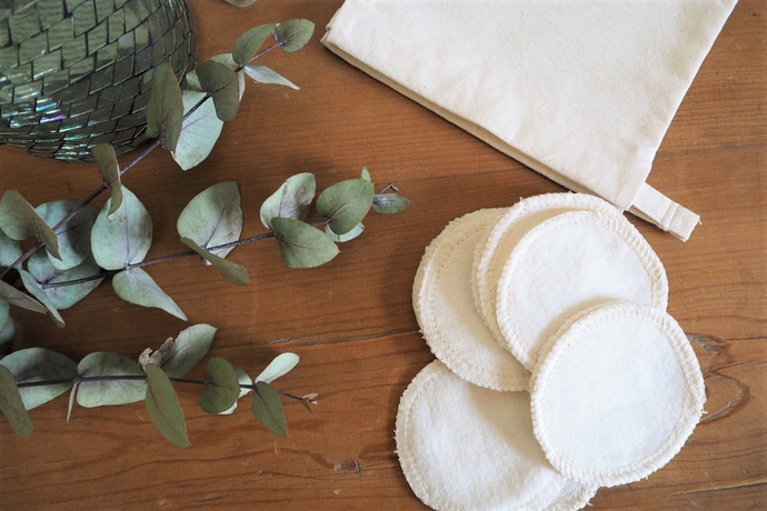 Reusable Cotton Pads - Why and How to use them