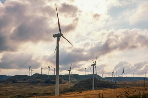 renewable energy one of the solutions to decrease carbon emissions