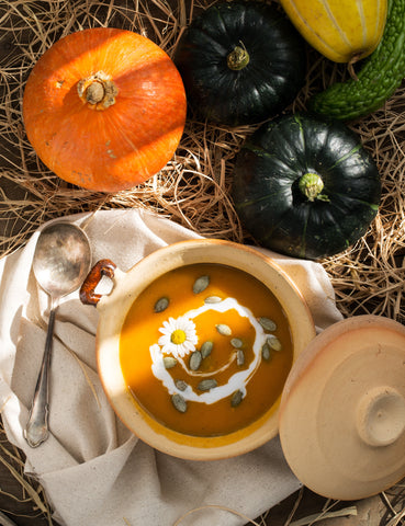 halloween use seeds pumpkins to eat in soups