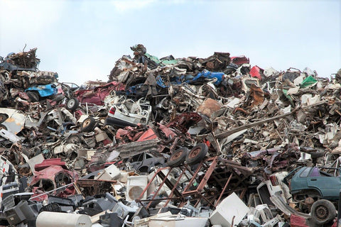 landfills are full from linear economy