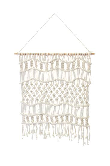 23'' x 25'' Macrame Wall Decor - Clothe Boutique