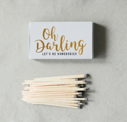 Oh Darling Matchbox - ClotheBoutique