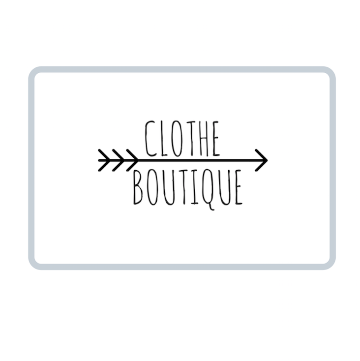 Gift Card $500.00 - Clothe Boutique