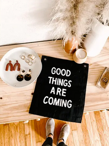 Good Things Banner