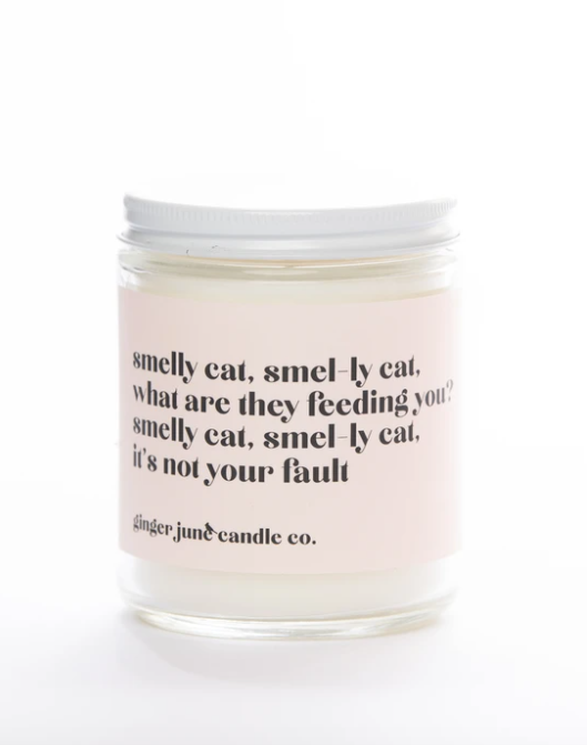 Smelly Cat Candle