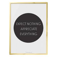 Expect Nothing Wall Decor - ClotheBoutique