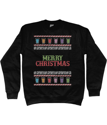 Corporation Christmas Jumper - LIMITED TIME ONLY