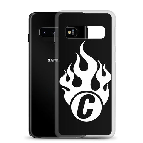 Flaming C Samsung Case
