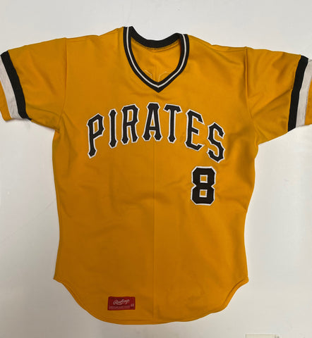 Pirates Baseball Jersey (Stitched)