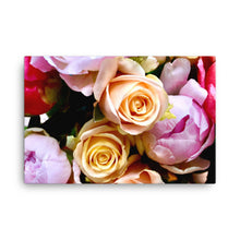 Load image into Gallery viewer, Rose Canvas Print