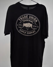 Load image into Gallery viewer, Trade Union Logo Tee