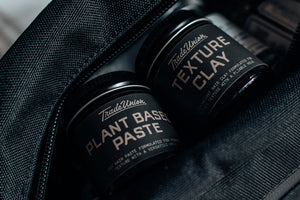 Travel Size Plant Based Paste & Texture Clay