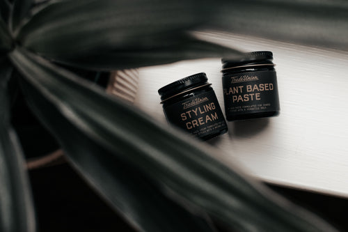 Travel Size Styling Cream & Plant Based Paste