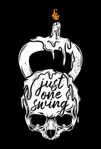 Men's Just One Swing Tee - Wicked Bombshell Apparel