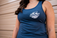 Load image into Gallery viewer, Women's Indigo - I Support Strong Women - Wicked Bombshell Apparel
