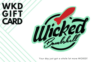 WKD Gift Card - Wicked Bombshell Apparel