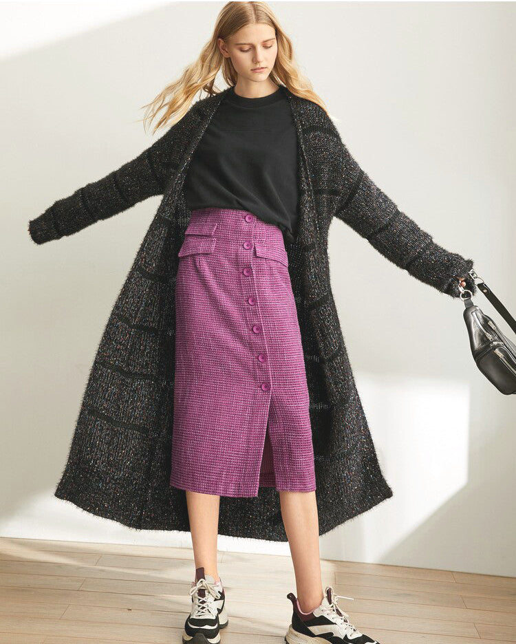 Taylor Colored Skirt