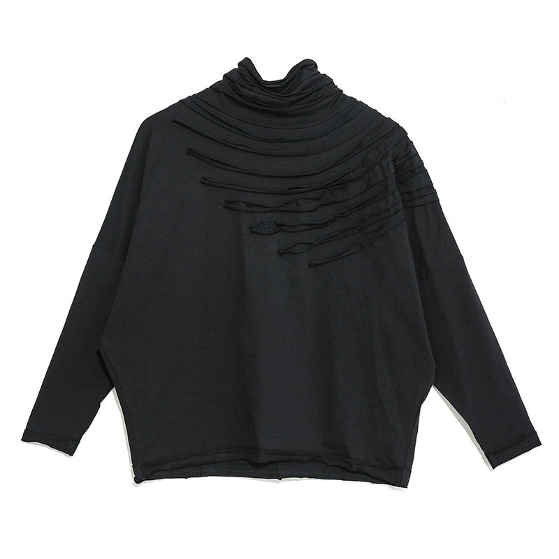 Navarre Minimalist Turtleneck Shirt